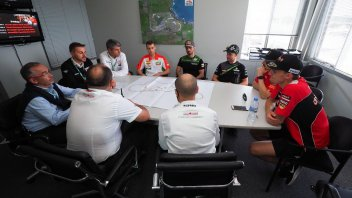 SBK: In Safety Commission solo piloti britannici