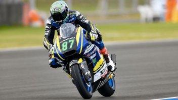 Moto2: FP3. Pista bagnata: spunta Gardner davanti a Baldassarri