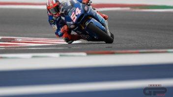Moto2: FP3: Pasini al comando prima della pioggia, 7° Bagnaia