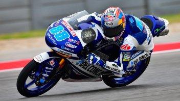 Moto3: QP: Martin torna in pole ad Austin