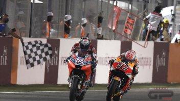 MotoGP: Marquez: con Dovi un déjà vu, peccato il finale