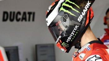 MotoGP: Lorenzo in Ducati: un anno da seconda guida
