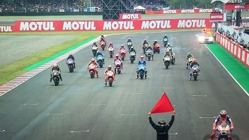 MotoGP: La farsa della partenza nel GP di Argentina