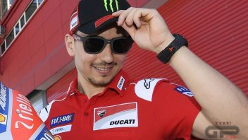 MotoGP: Lorenzo: in MotoGP serve un arbitro severo