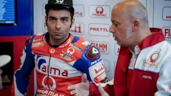 MotoGP: Petrucci: Nothing positive for me today