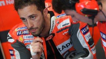 MotoGP: Dovizioso: il rinnovo? Meglio se fosse andata diversamente