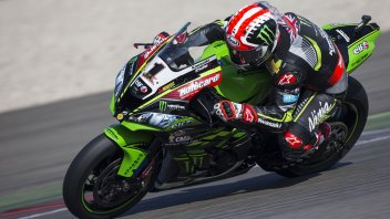 SBK: Rea re in Olanda, 6° Melandri