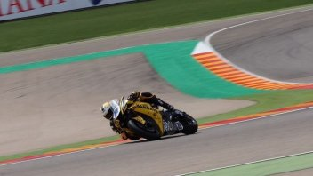 SBK: SS600: Krummenacher fa suo il warm up di Aragon