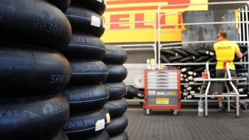 SBK: Pirelli sfoggia ad Assen una nuova gomma anteriore slick