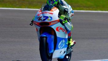 Moto2: Baldassarri & Bagnaia: duello Mondiale in Spagna