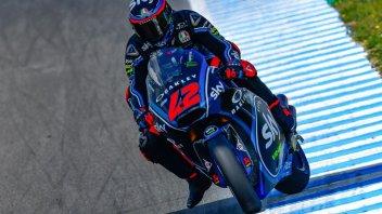 Moto2: FP1: Bagnaia detta legge a Jerez, 3° Fenati