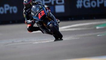 Moto2: Festa tricolore: Bagnaia in pole a Le Mans, 3° Baldassarri