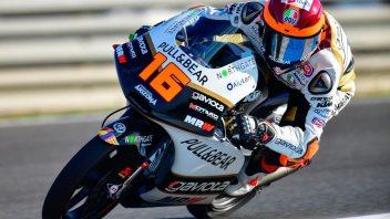 Moto3: WUP: Migno penalizzato, Martin il più veloce a Jerez