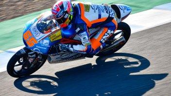 Moto3: Oettl trionfa a Jerez, Bezzecchi comanda il mondiale
