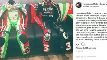 "MotoE: Biaggi: ""I've risen to the bait"". He'll ride the MotoE at Mugello"