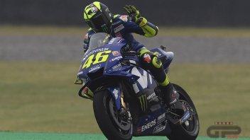 MotoGP: Rossi spera nel sole: sull'asciutto posso essere veloce