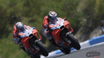 MotoGP: Lorenzo: chi pensa abbia colpa non capisce nulla