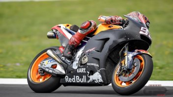 MotoGP: Marquez: many fairings but no certainties