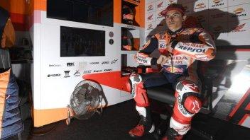 """MotoGP: Marquez fa mea culpa: """"Ho sbagliato tutti i giri"""""""