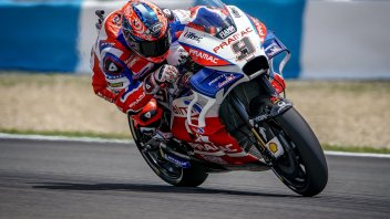 MotoGP: Petrucci: Happy with the situation, not with the position