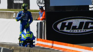 MotoGP: Iannone: The position? I'm not worried