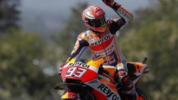 MotoGP: At Le Mans Marquez dominates ahead of Petrucci and Rossi