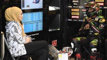 MotoGP: Syahrin rinuncia al ramadan per la MotoGP