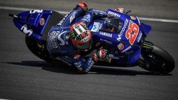 MotoGP: FP3: Yamaha Revenant a Le Mans, assedia Marquez