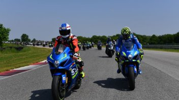 News Prodotto: Suzuki Day: le foto di una giornata in 'blu'