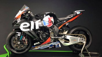 SBK: Leon Haslam: una Kawasaki old style per Imola