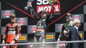 "SBK: Rea makes history at Imola: ""I won with aggression"""
