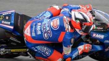 Moto2: Il Mugello si tinge di blu: Pasini in pole