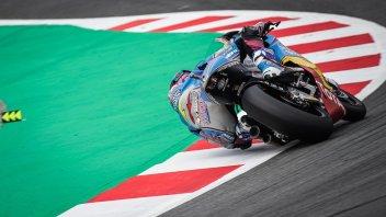 Moto2: FP2: Marquez si prende la vetta, 9° Bagnaia
