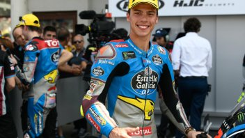 MotoGP: OFFICIAL: Mir chooses Suzuki up until 2020