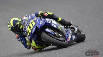 MotoGP: FP1: Rossi e Dovi, coppia d'attacco a Barcellona