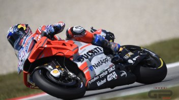 MotoGP: Dovizioso: the Ducati better than expected at Assen
