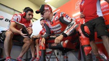 MotoGP: Lorenzo: Dovizioso favorito? presto per tirare conclusioni
