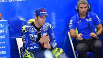 "MotoGP: Rins: ""I don't want to let Marquez get away in the race"""