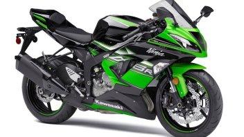 Moto - News: Kawasaki: rilancio in vista per la Ninja 636?