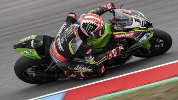 SBK: Rea: focused from start to finish at Laguna Seca