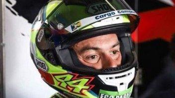 SBK: Rolfo: grazie a Dio, non ho corso in Superbike