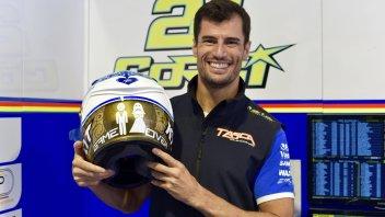 Moto2: Addio al celibato al Sachsenring per Simone Corsi