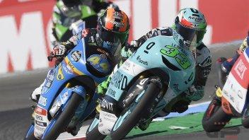 Moto3: Bastianini: un 3° posto che mi soddisfa a metà