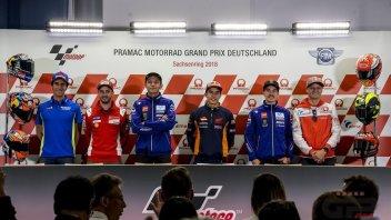 MotoGP: Marc Marquez: da Pedrosa ho imparato moltissimo