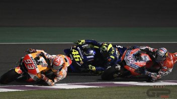 "MotoGP: Ducati and Yamaha ""best of enemies"" against Marquez"