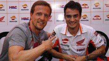 """MotoGP: Gibernau: """"Pedrosa triste? No, è un giorno felice"""""""