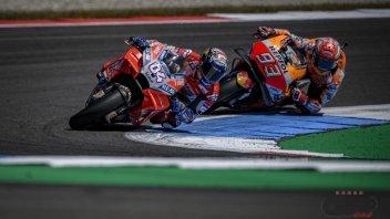 MotoGP: Dovizioso: Rossi si lamenta? io corro per me stesso