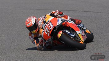 MotoGP: Marquez, la prova del 9: King of the Ring, Rossi 2°