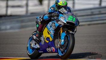 MotoGP: Morbidelli: nessun senso correre per un 20° posto