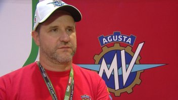 "SBK: MV Agusta: ""Continuing in these conditions wouldn't make sense"""
